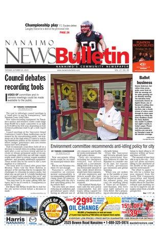 Bathmaster Nanaimo nanaimo news bulletin, december 15, 2015black press - issuu