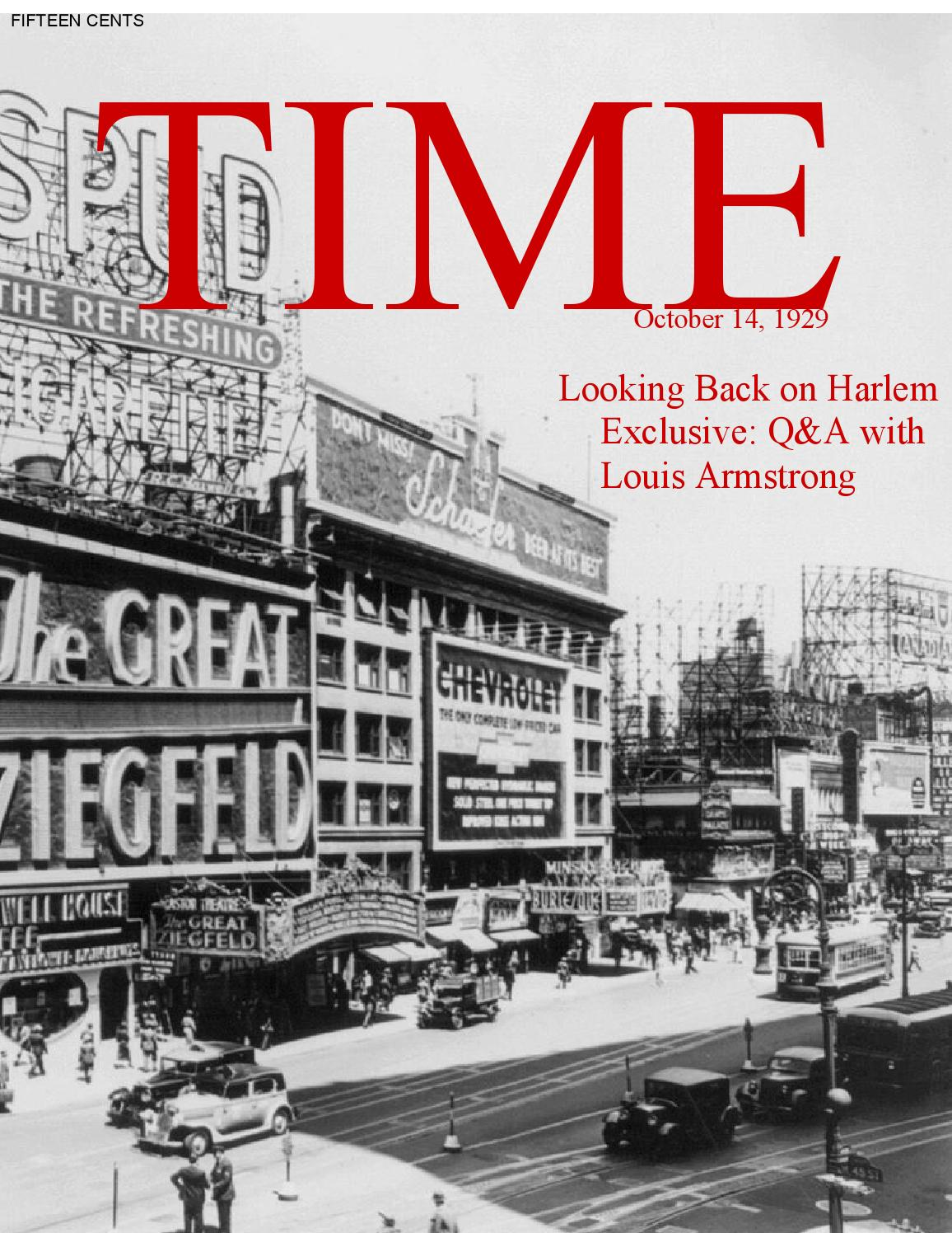 Highlights of the 1920s, the Decade in Review by ...