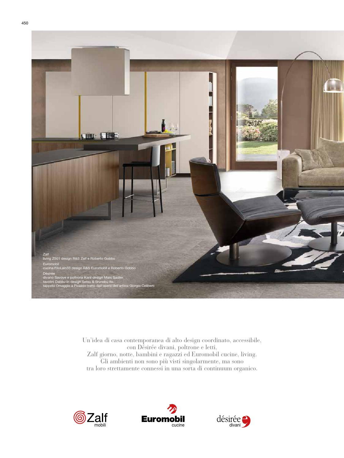 CATALOGO sofas, armchairs, accessories, rugs by Gruppo Euromobil - issuu