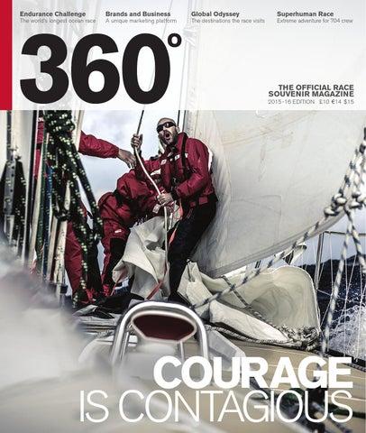 14f3bd2b3274 360 - Official Race Souvenir Magazine by Clipper Race - issuu