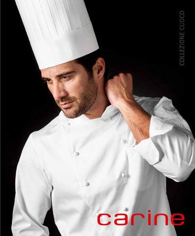 Carine Abbigliamento Chef 2014 by MON-KEY - issuu 9816daf7930a