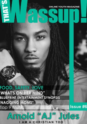 Thats wassup online youth magazine issue 6 by thats wassup issuu page 1 malvernweather Gallery