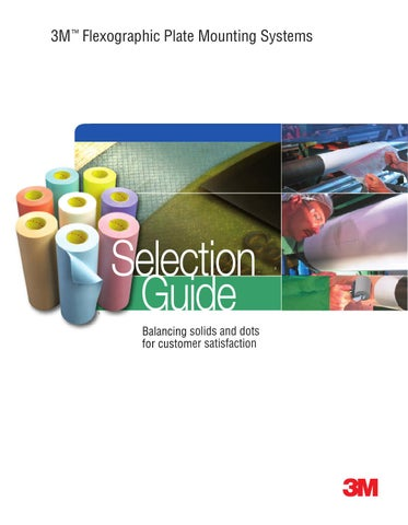 3M Selection Guide by Anderson & Vreeland - issuu