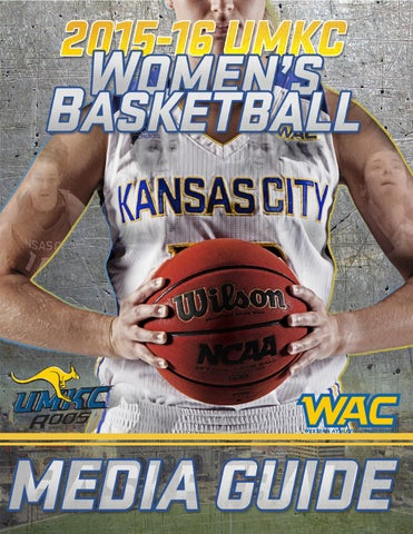Umkc 16 Nik Basketball Busch Guide Media Issuu By 2015 Women's f6nx1