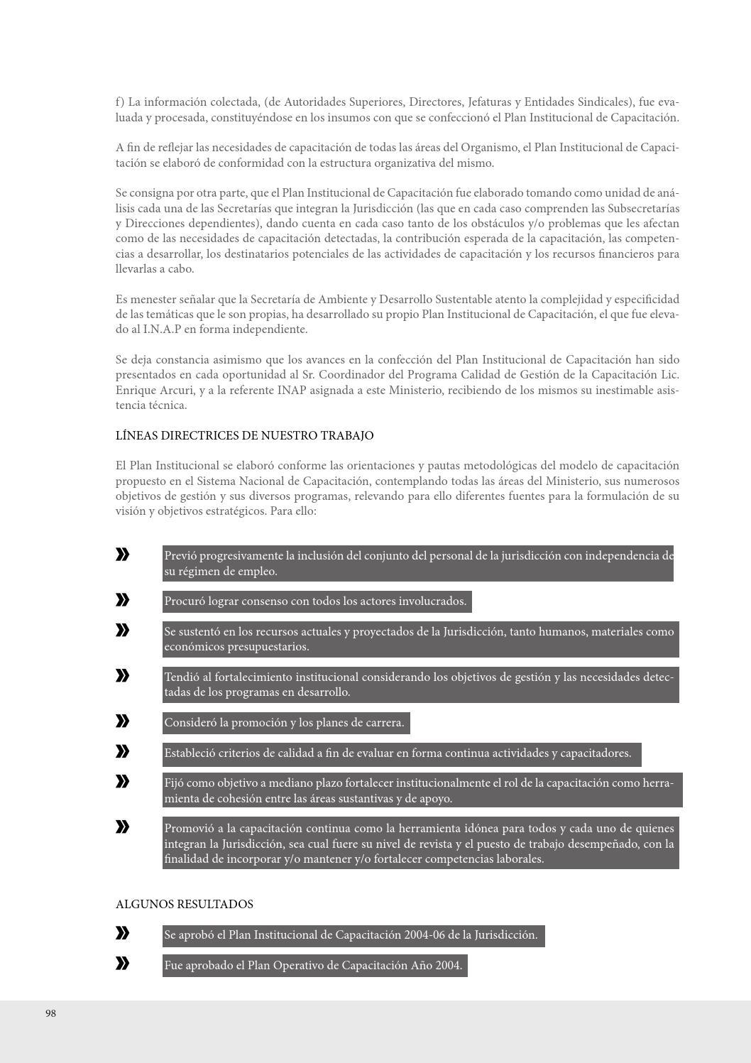 Guia para la elaboración de planes de capacitacion by diseno.ipap ...