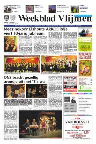 a10b1554044 Weekblad Vlijmen 21-10-2015 by Uitgeverij Em de Jong - issuu