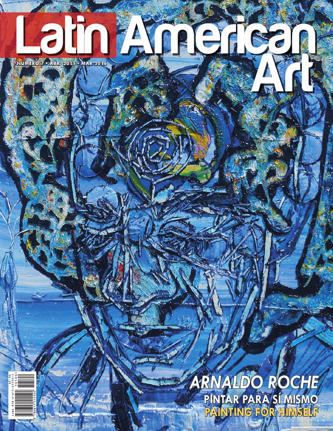 Latin American Art 7 by Latin American Art - issuu
