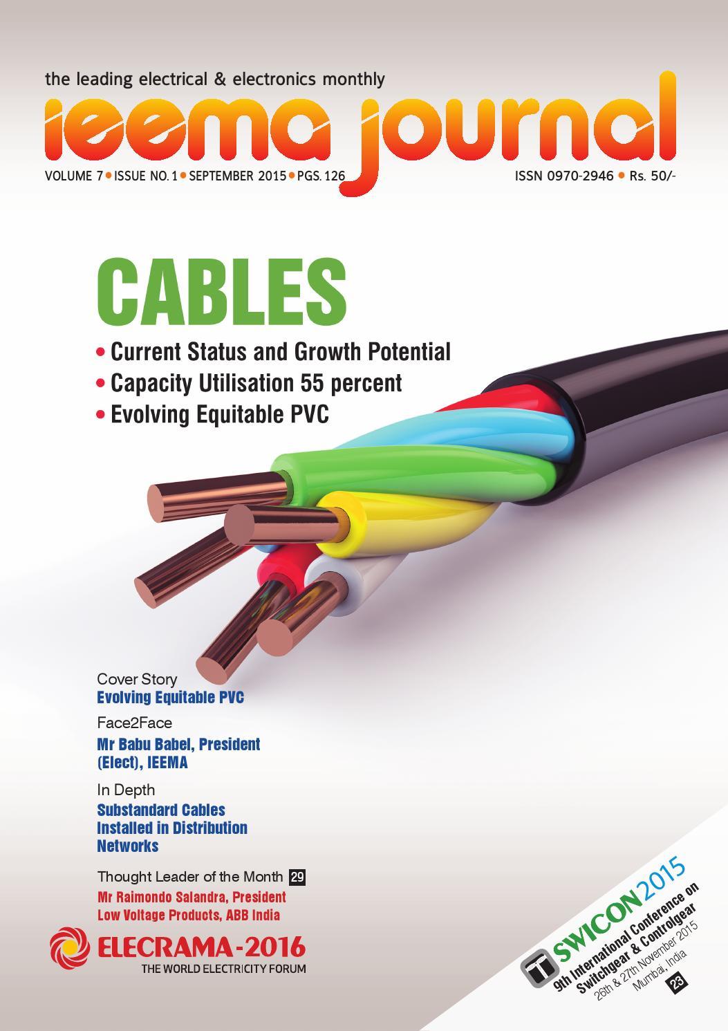 IEEMA Journal - September 2015 by IEEMA - issuu