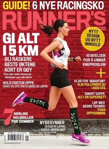 1b15464a Runner's world 4/16 by Runner's World Norge - issuu