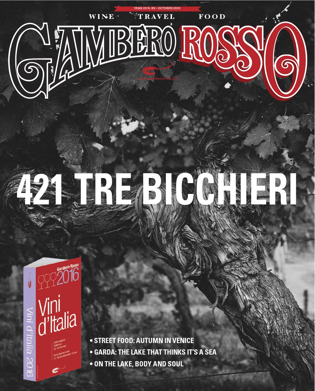 Wine Travel Food October 2015 By Gambero Rosso Issuu