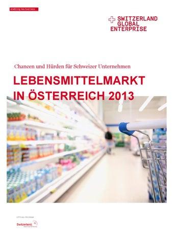 chancen und hrden fr schweizer unternehmen lebensmittelmarkt in sterreich 2013 - Ikea Lebensmittelmarkt