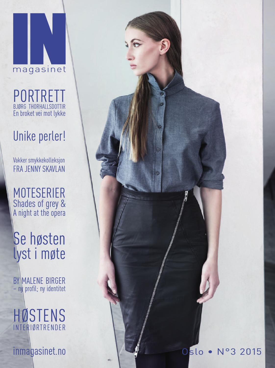 e2a86d3c IN Oslo 03-2015 by IN magasinet - issuu
