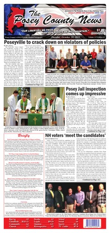 Successor to The Poseyville News   New Harmony Times 2f3e8d10552