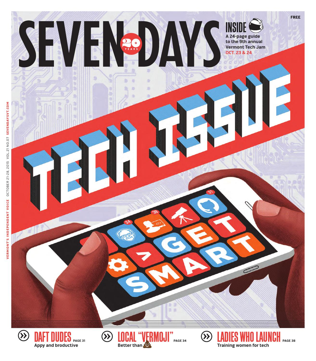 Seven Days October 21 2015 by Seven Days issuu