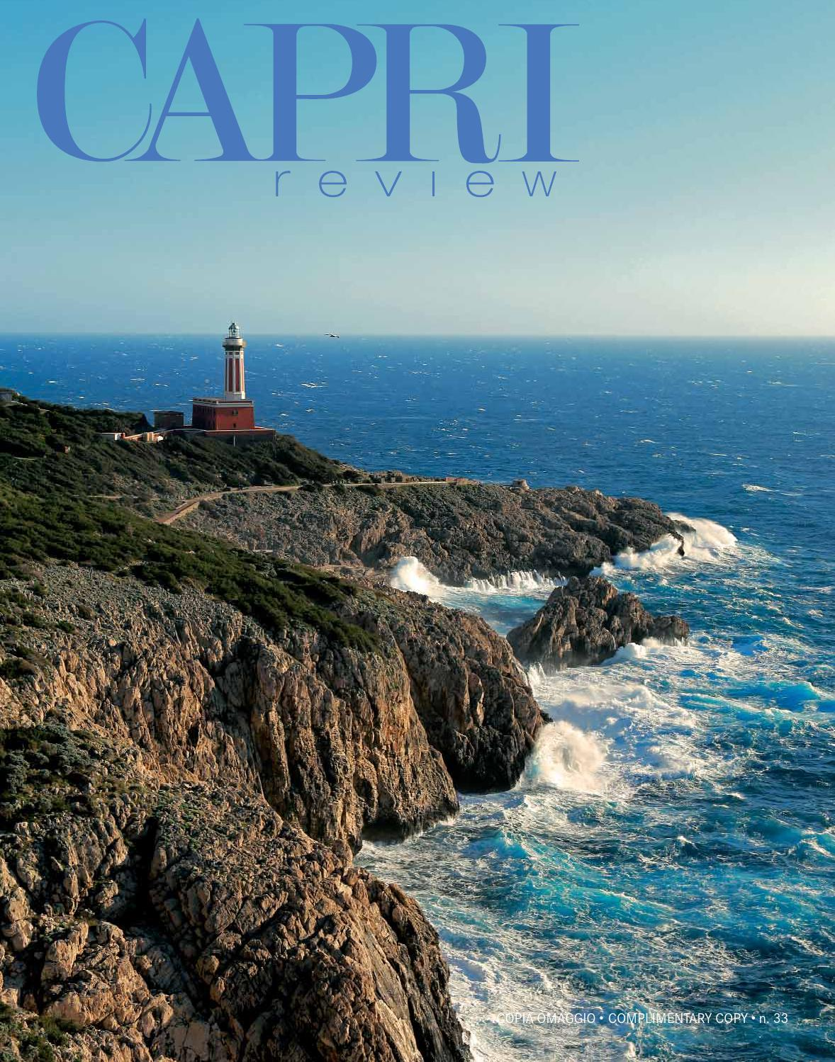 Capri Review 33 by Capri Review - Issuu