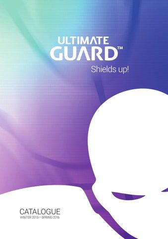 Deck n Tray Case Box Royal Blue UGD010270 MTG TCG YGO Magic Ultimate Guard 100