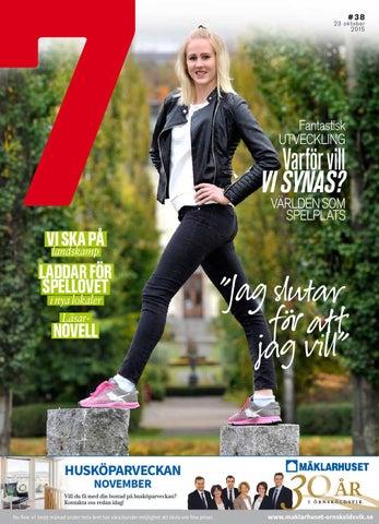 a22081cd751 Tidningen 7 nr 33 2015 by 7an Mediapartner - issuu