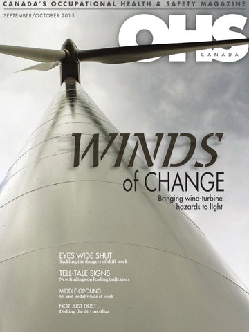 OH&S Canada September/October 2015 by Annex Business Media