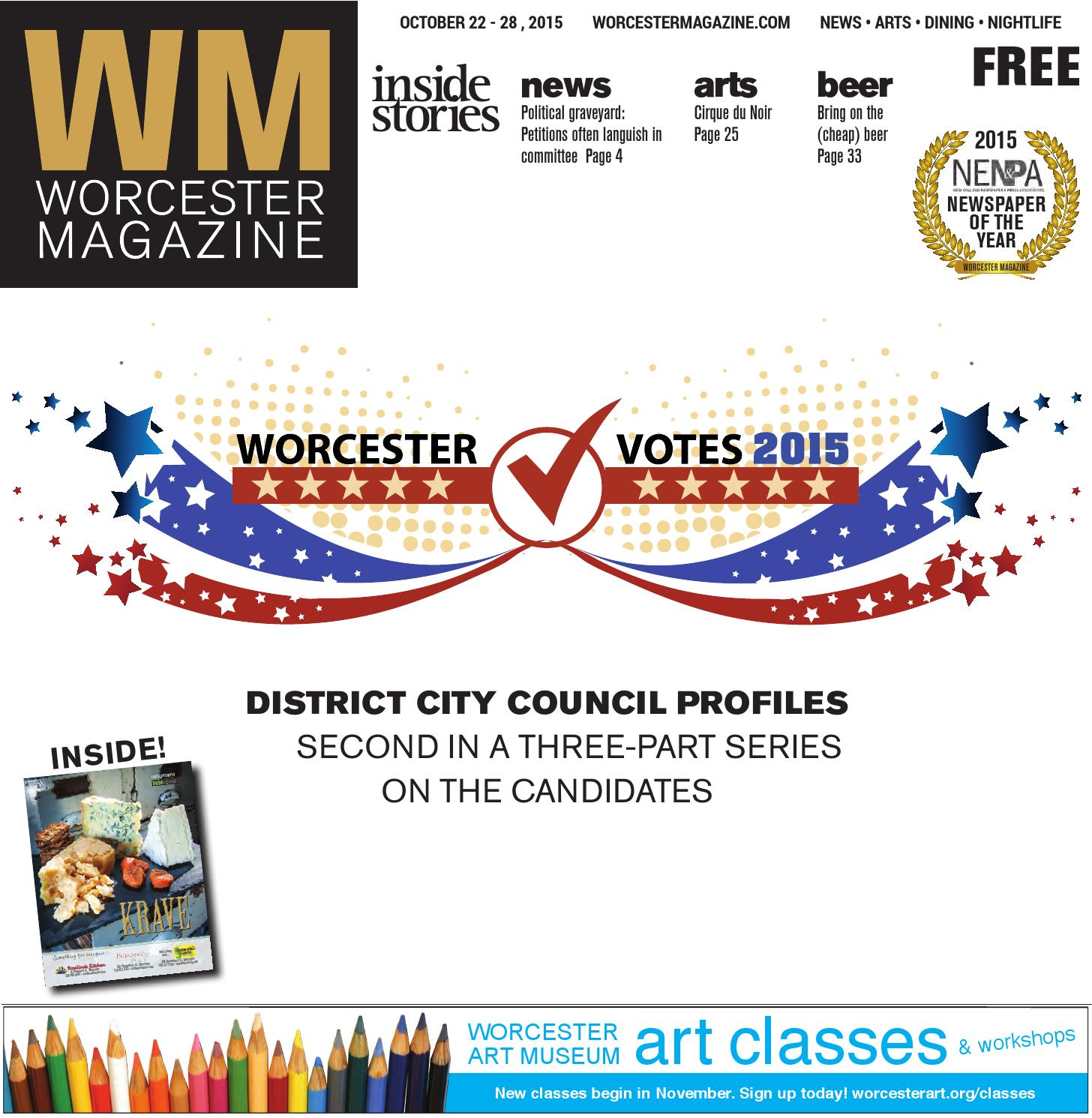 Worcester Magazine October 22 28 2015 By Issuu Cadillac Cts Wiring Diagram 2004 Gmos 06 Axxess