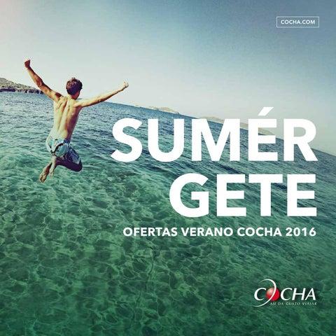 Sumérgete Ofertas Verano Cocha 2016 By Cocha Agencia De Viajes Travel Agency Issuu