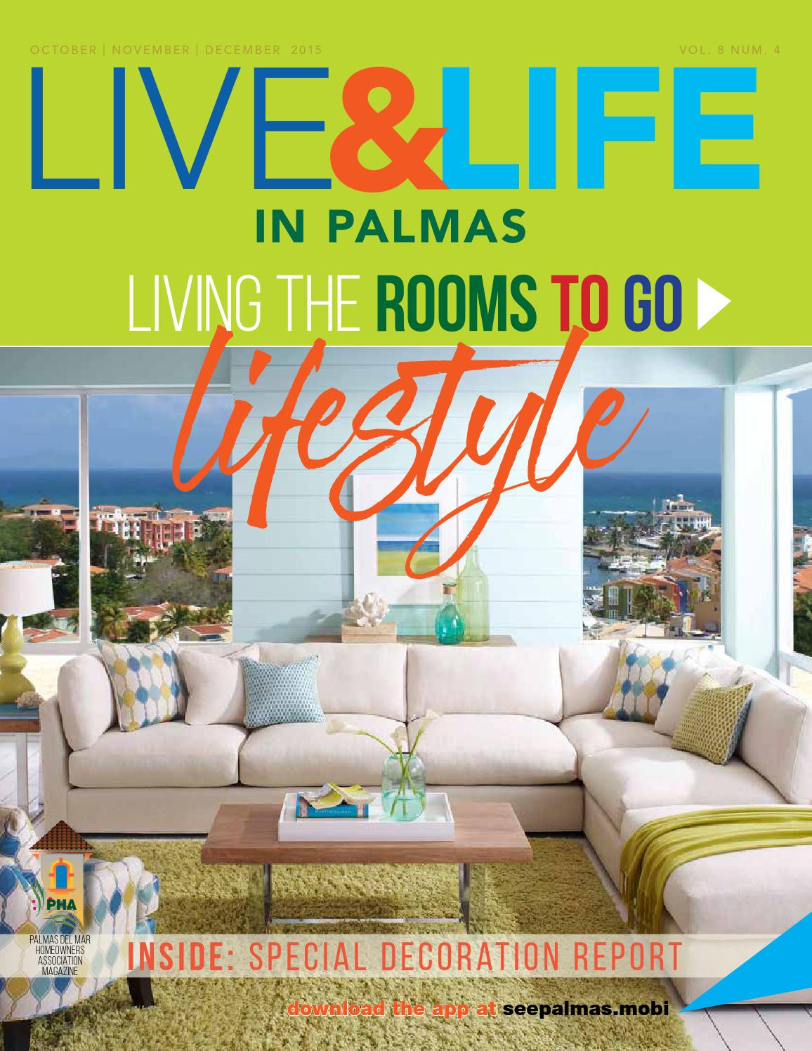 Live And Life In Palmas Junio 2016 By Lissette Rosado Issuu # Muebles Lissette