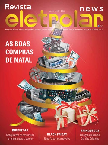1cc79e105 Revista Eletrolar News ed 107 by Grupo Eletrolar - issuu