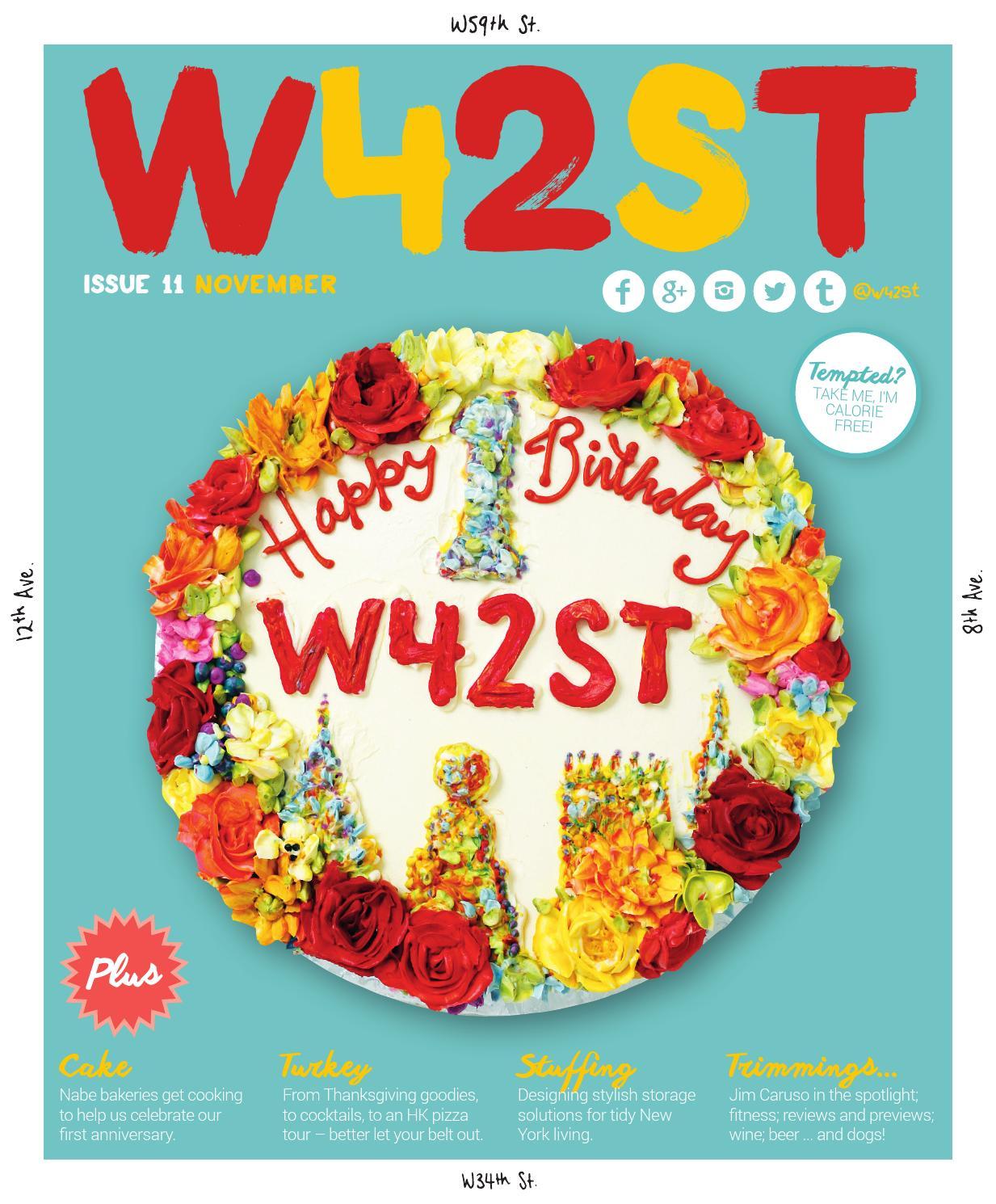4c1378b368b3 W42ST Magazine Issue 11 - Thank You Hell s Kitchen! by W42ST Magazine -  issuu