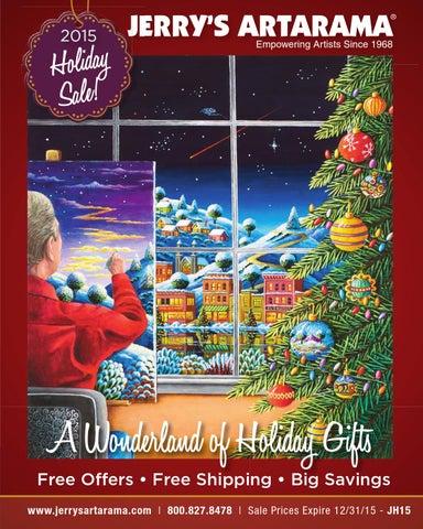 7159e3fc228 Jerrys Artarama 2015 Holiday Gifts Catalog