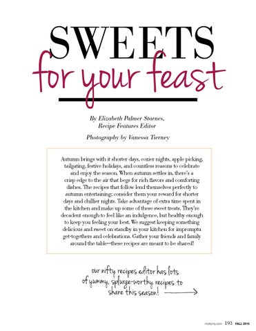 Page 193 of Sweets for Your Feast