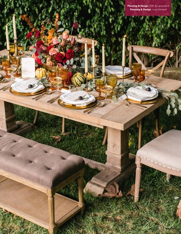 Page 31 of 7 Ways to Incorporate Fall Inspired Details Into Your Wedding Day