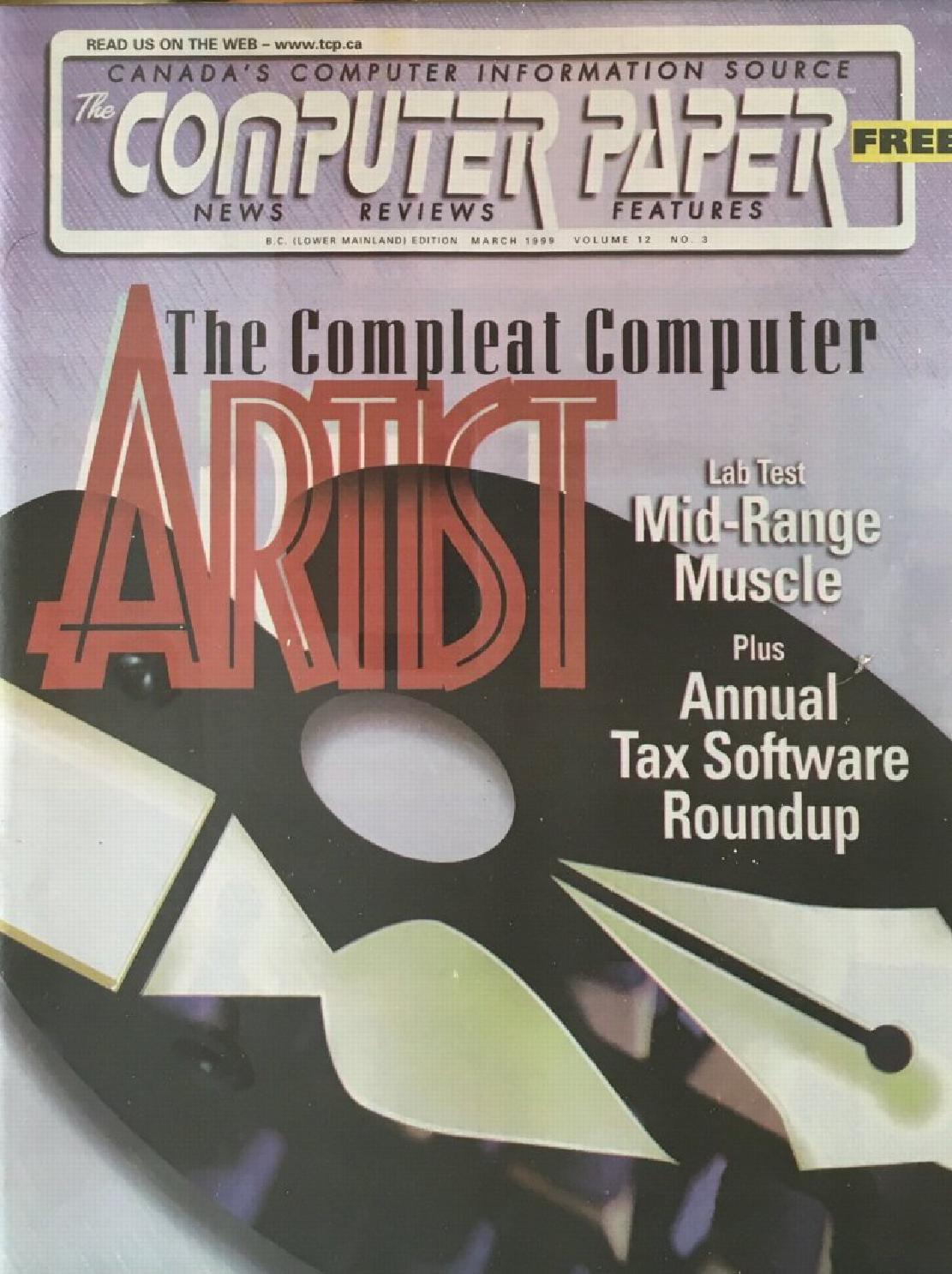 3a82ed7aa90 1999 03 The Computer Paper BC Edition by The Computer Paper - issuu