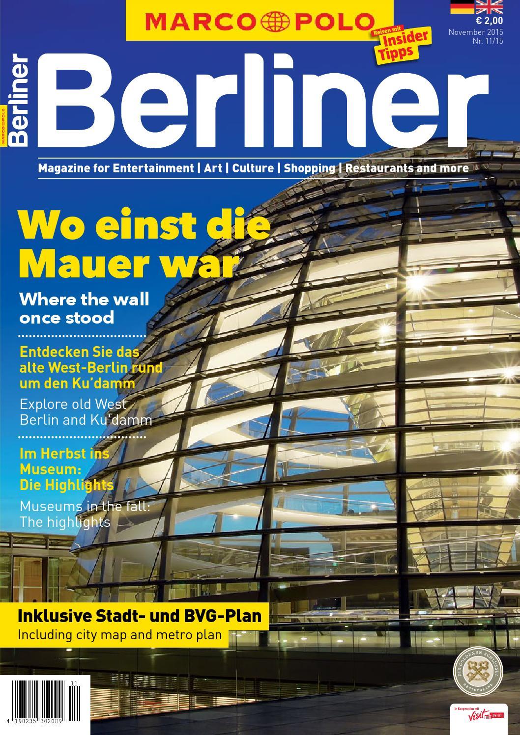 MARCO POLO Berliner 1115 by Berlin Medien GmbH issuu