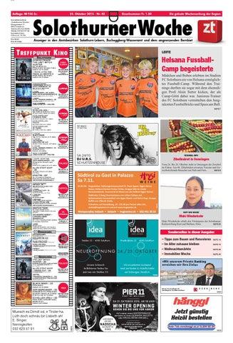 SoWo 43/15 by ZT Medien AG - issuu