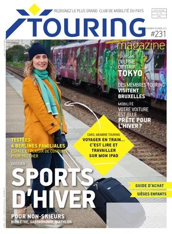 17902045362 Touring Magazine 231 Edition française by Touring Magazine - issuu