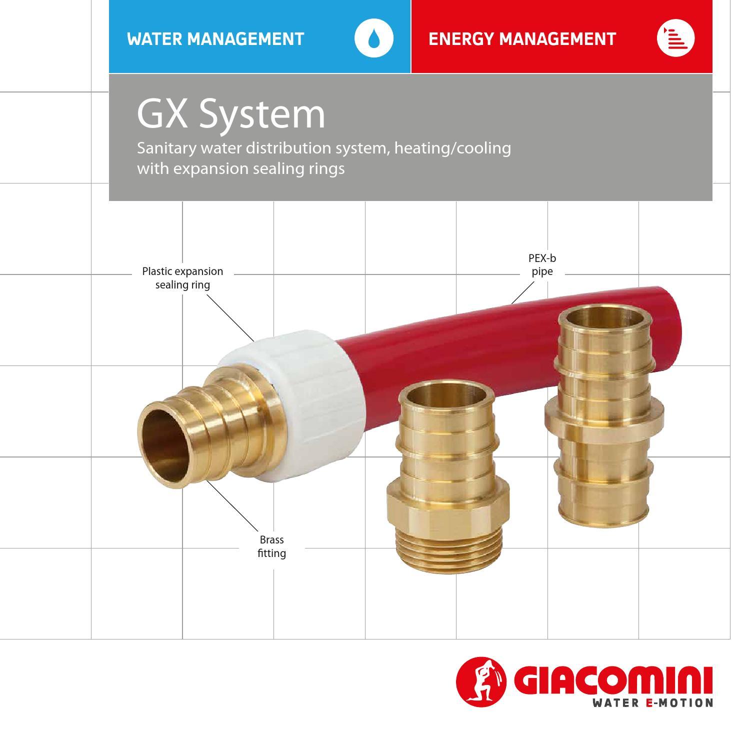 Gx System folder - English EW001EN by Giacomini Group - issuu