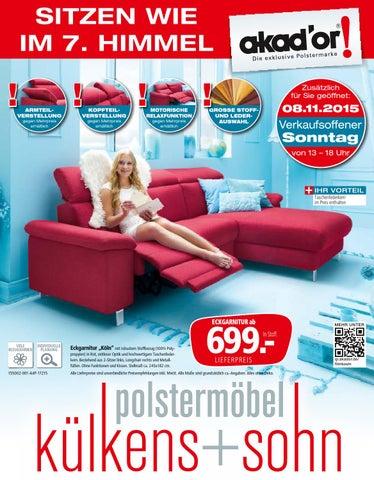 Kuelkens akad\'or Prospekt 1015 by Perspektive Werbeagentur - issuu