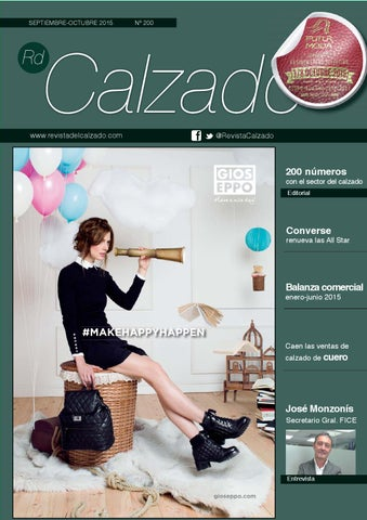4eda2275 REVISTA DEL CALZADO Nº 200 by Mundipress, s.l. - issuu