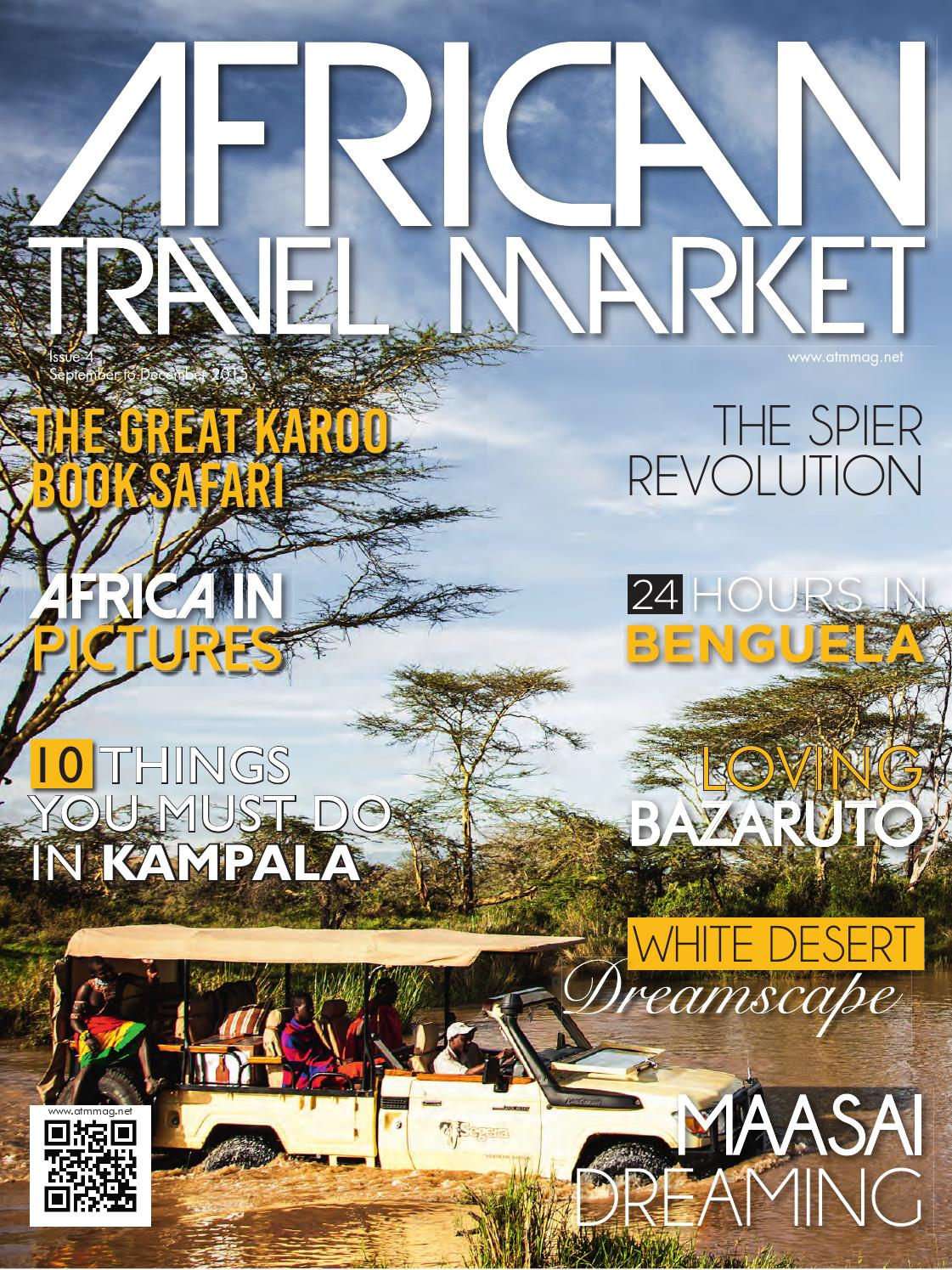 ATM Sep-Dec 2015 by African Travel Market - issuu