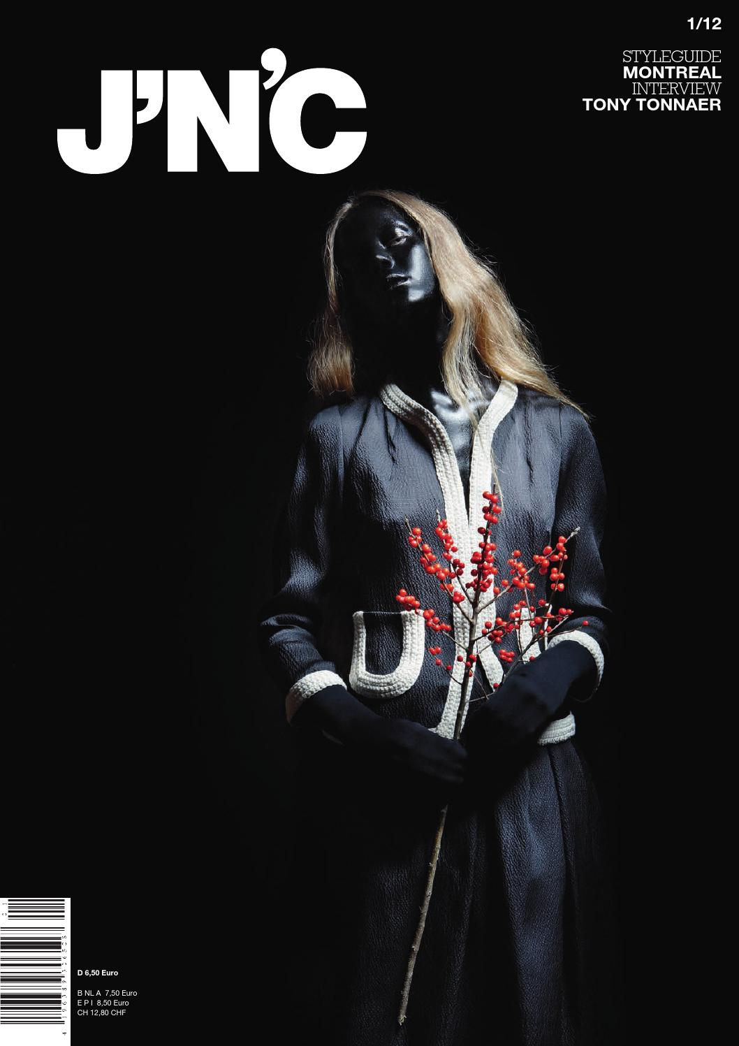 J'N'C Magazine 12012 by J'N'C Magazine issuu