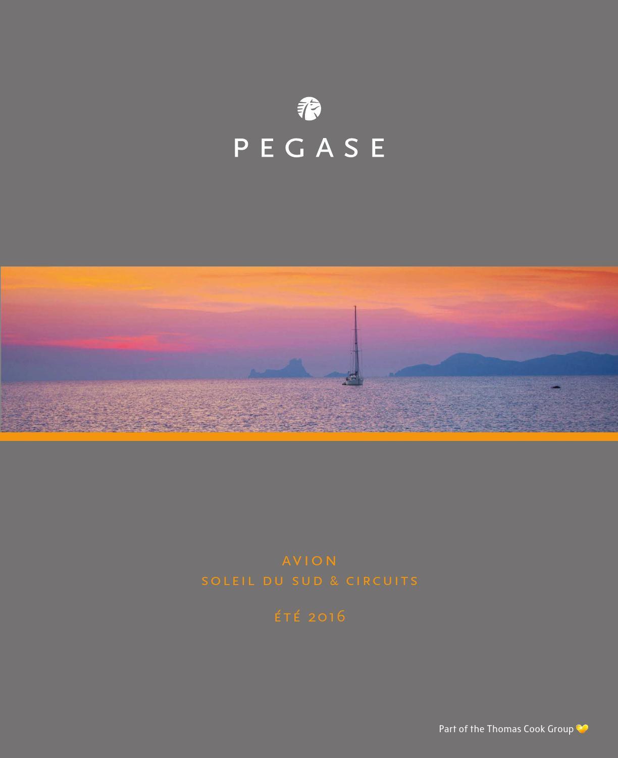 Pegase Vacances En Avion Été By Thomas Cook Belgium Issuu - Carrelage piscine et tapis arabesque maison du monde