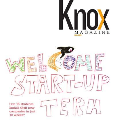 Knox Magazine Fall 2015 By Knox College Issuu