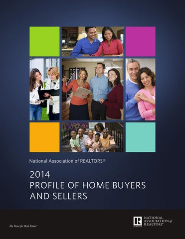 NAR Buyers and Sellers