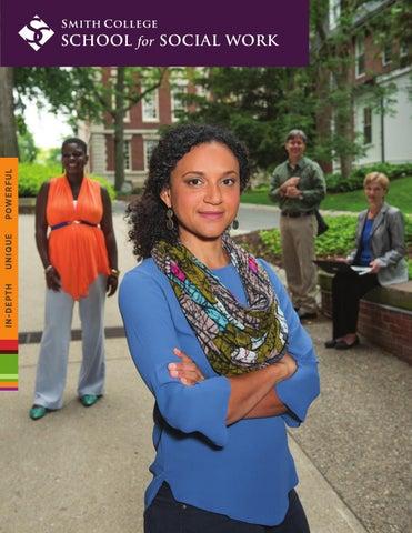 College dissertation school smith social work