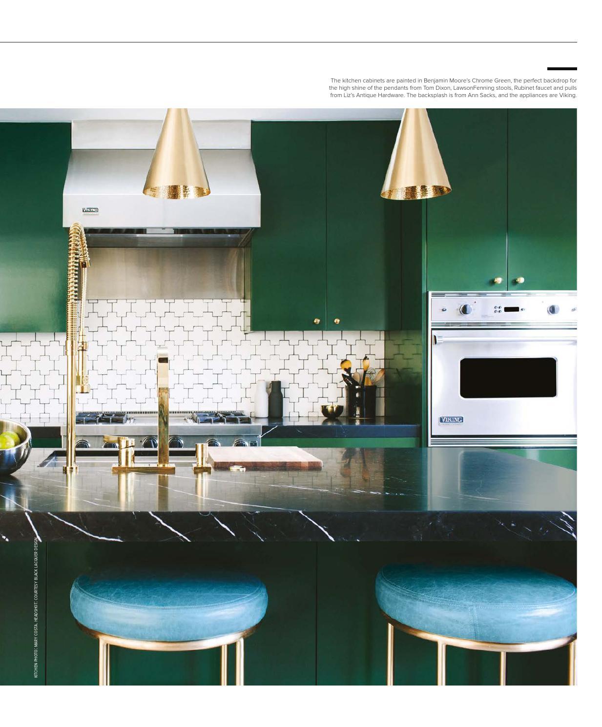 Luxe Magazine November 2017 Los Angeles