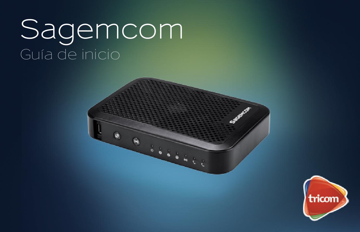 Sagemcom Tools Telnet