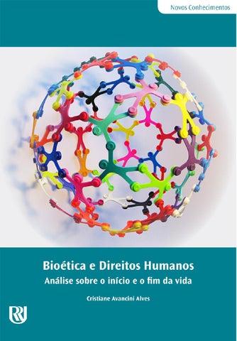 Bioética e Direitos Humanos by Editora UniRitter - issuu 7c4a1936c0