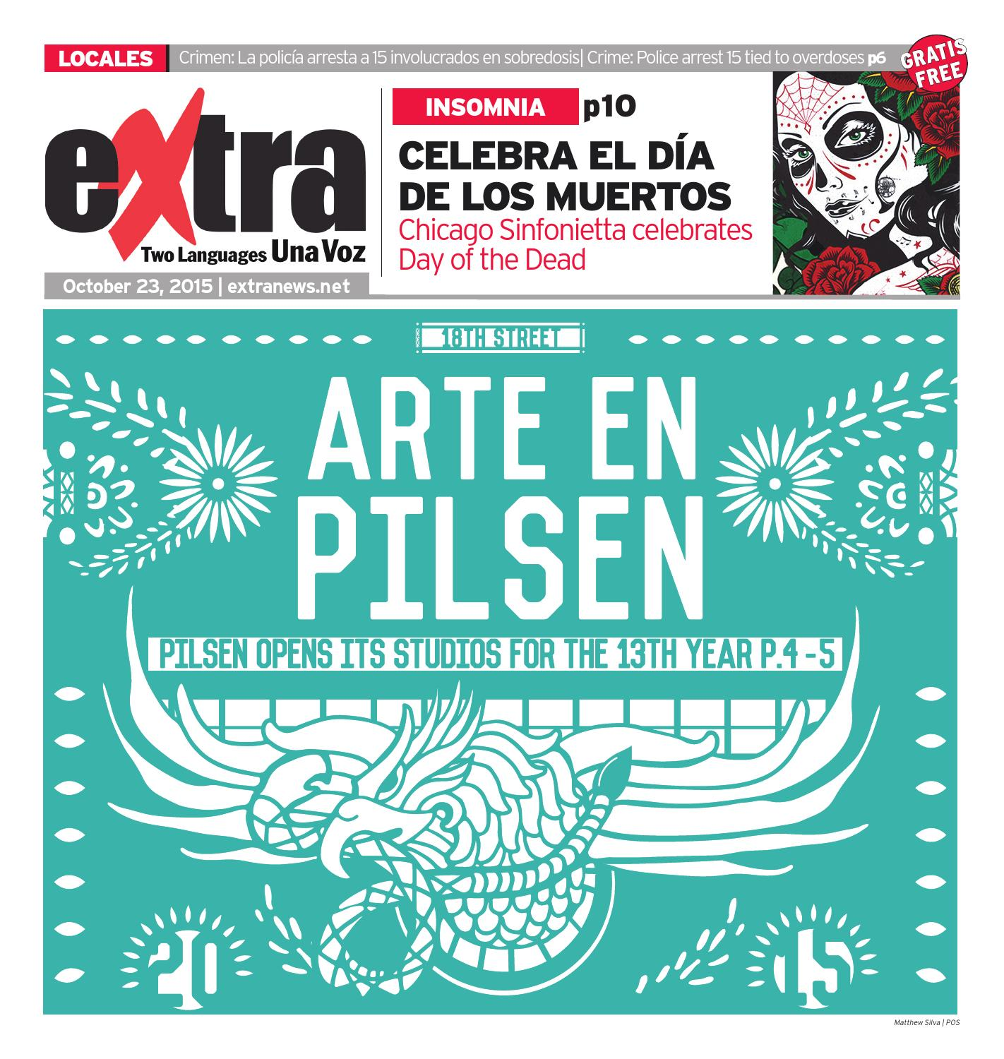 Extra Bilingual Newspaper issue October 23, 2015 by Extra Bilingual ...