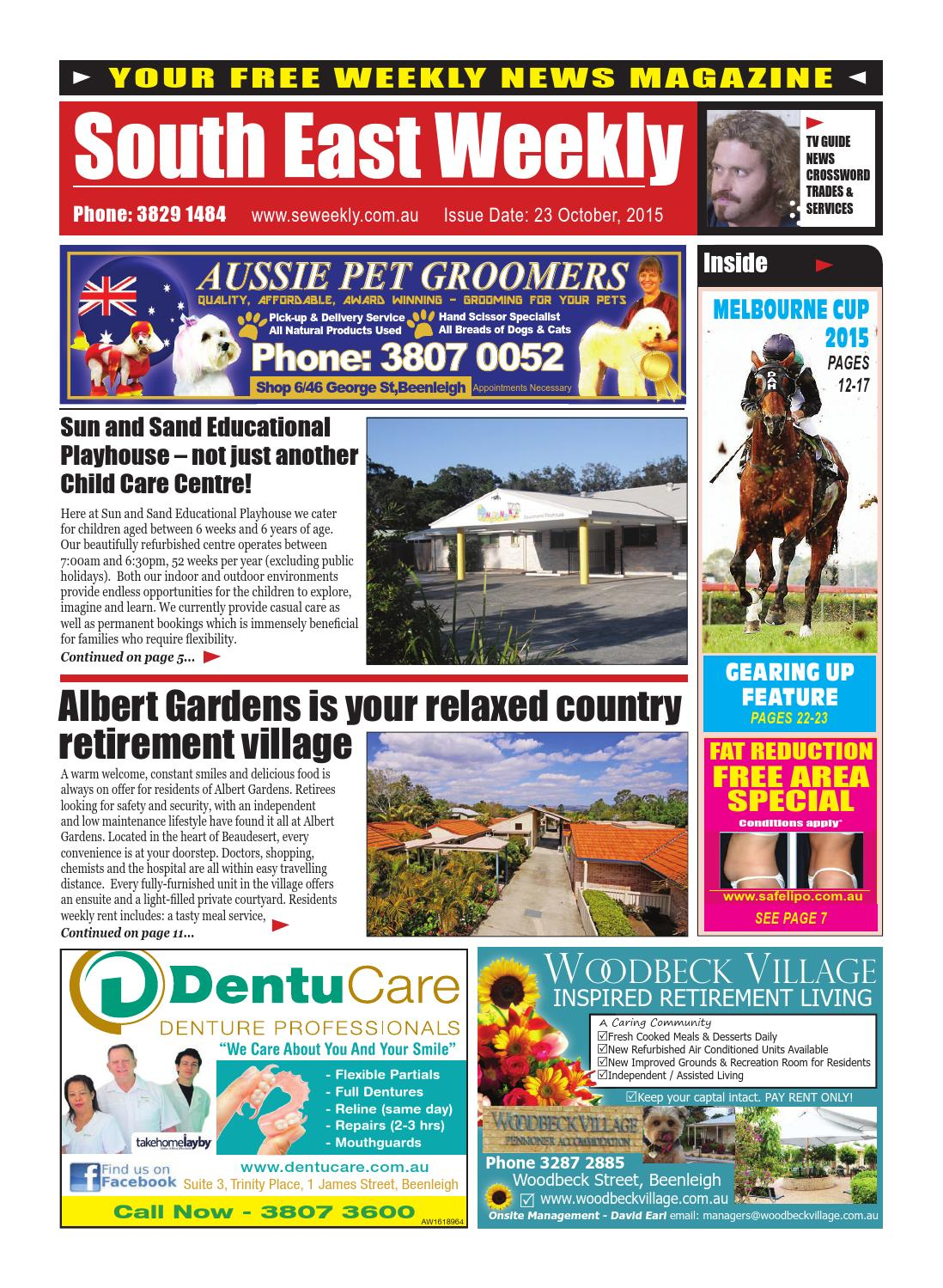 Ana Mhv Porno south east weekly magazine - october 23, 2015south east