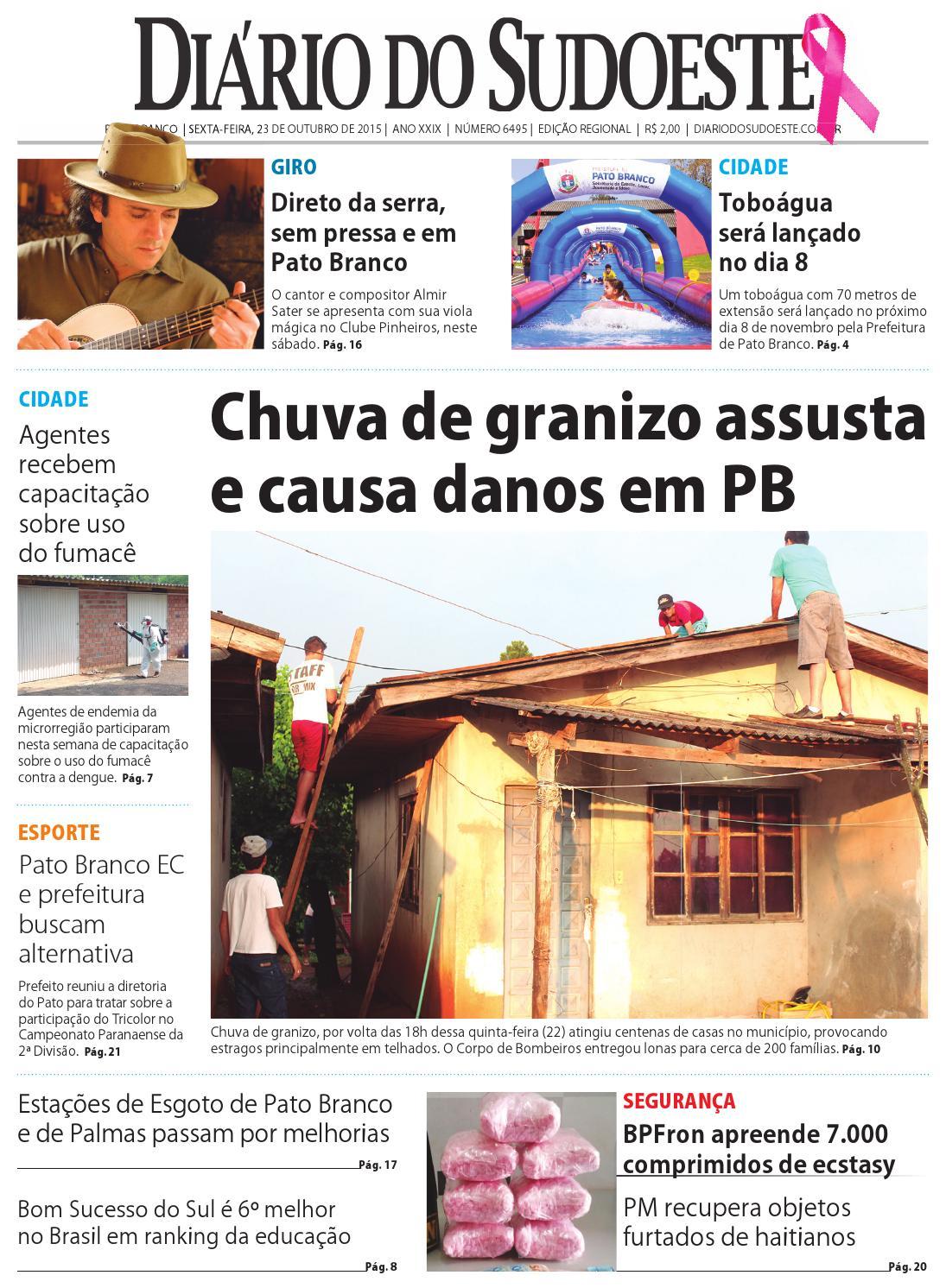 Diário do sudoeste 24 de outubro de 2015 ed 6495 by Diário do Sudoeste -  issuu 0644251f5ec