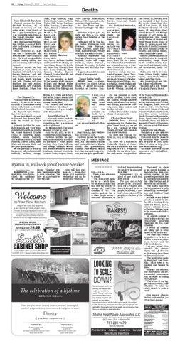 102315 Daily Corinthian E Edition By Daily Corinthian Issuu